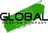 Global Roofing Company Logo